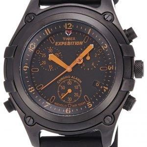 Timex Expedition T497469j Kello Musta / Kumi