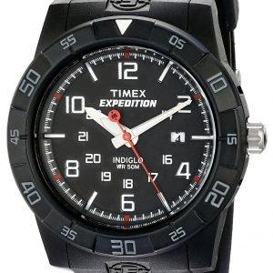 Timex Expedition T49831 Kello Musta / Muovi
