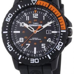 Timex Expedition T49940 Kello Musta / Muovi