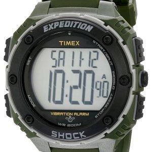 Timex Expedition T499519j Kello Lcd / Muovi
