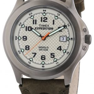 Timex Expedition T49953 Kello Beige / Nahka