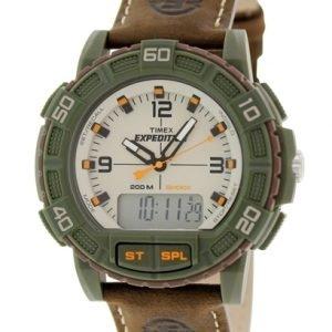 Timex Expedition T49969 Kello Beige / Nahka