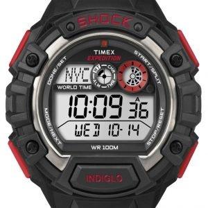 Timex Expedition T49973 Kello Lcd / Muovi
