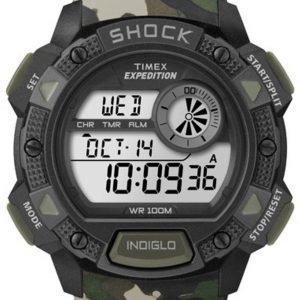 Timex Expedition T49976 Kello Lcd / Muovi