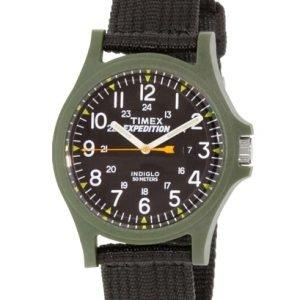 Timex Expedition Tw4999800 Kello Musta / Tekstiili