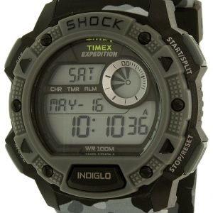 Timex Expedition Tw4b00600 Kello Lcd / Kumi