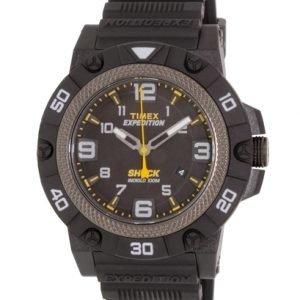 Timex Expedition Tw4b01000 Kello Musta / Muovi