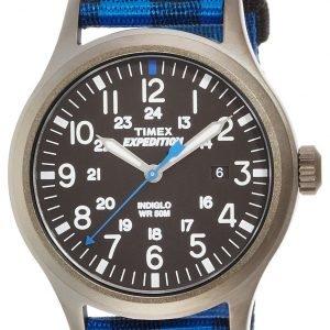 Timex Expedition Tw4b02100 Kello Musta / Tekstiili