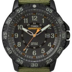 Timex Expedition Tw4b03600 Kello Musta / Teräs