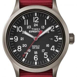 Timex Expedition Tw4b04500 Kello Harmaa / Teräs