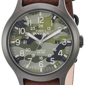 Timex Expedition Tw4b06600 Kello Monivärinen / Nahka