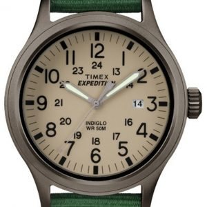 Timex Expedition Tw4b06800 Kello Beige / Nahka