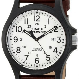 Timex Expedition Tw4b08200 Kello Valkoinen / Tekstiili