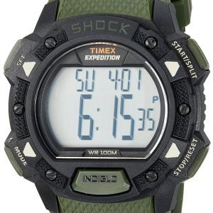 Timex Expedition Tw4b09300 Kello Lcd / Muovi