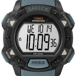 Timex Expedition Tw4b09400 Kello Lcd / Muovi