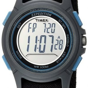 Timex Expedition Tw4b10100 Kello Lcd / Tekstiili