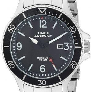 Timex Expedition Tw4b10900 Kello Musta / Teräs
