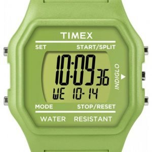 Timex Fashion Digitals T2n245 Kello Lcd / Kumi