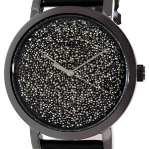 Timex Fashion T2p280 Kello Musta / Nahka