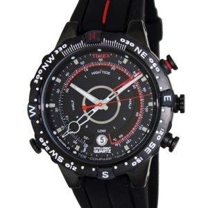 Timex Intelligent T2n720 Kello Musta / Kumi