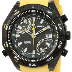Timex Intelligent T2n730 Kello Musta / Kumi