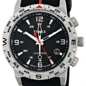 Timex Intelligent T2p285 Kello Musta / Kumi