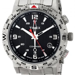 Timex Intelligent T2p289 Kello Musta / Teräs