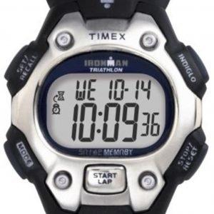 Timex Ironman T5c671 Kello Lcd / Tekstiili