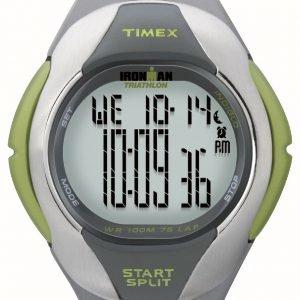 Timex Ironman T5j731 Kello Lcd / Teräs