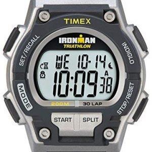 Timex Ironman T5k195su Kello Lcd / Kumi