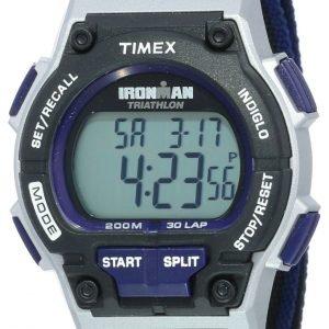Timex Ironman T5k198 Kello Lcd / Tekstiili