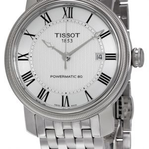 Tissot Bridgeport Powermatic 80 Gent T097.407.11.033.00 Kello
