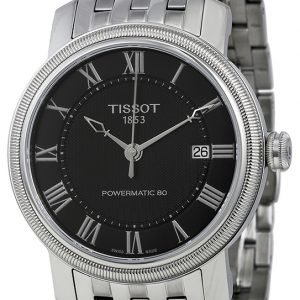 Tissot Bridgeport Powermatic 80 Gent T097.407.11.053.00 Kello
