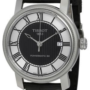 Tissot Bridgeport Powermatic 80 Gent T097.407.16.053.00 Kello