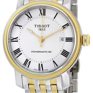 Tissot Bridgeport Powermatic 80 Gent T097.407.22.033.00 Kello