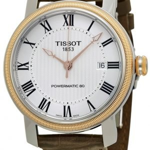 Tissot Bridgeport Powermatic 80 Gent T097.407.26.033.00 Kello