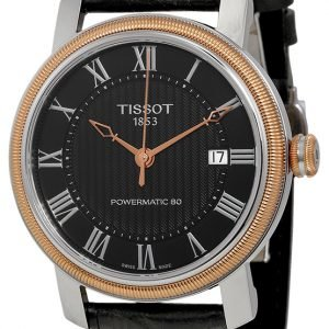 Tissot Bridgeport Powermatic 80 Gent T097.407.26.053.00 Kello