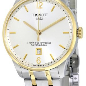 Tissot Chemin Des Tourelles Automatic Gent T099.407.22.037.00 Kello