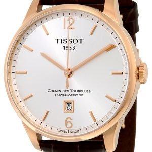 Tissot Chemin Des Tourelles Automatic Gent T099.407.36.037.00 Kello