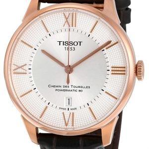 Tissot Chemin Des Tourelles Automatic Gent T099.407.36.038.00 Kello