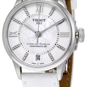 Tissot Chemin Des Tourelles Automatic Lady T099.207.16.116.00 Kello