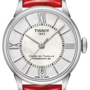 Tissot Chemin Des Tourelles Automatic Lady T099.207.16.118.00 Kello