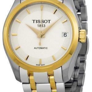 Tissot Couturier Automatic Lady T035.207.22.011.00 Kello