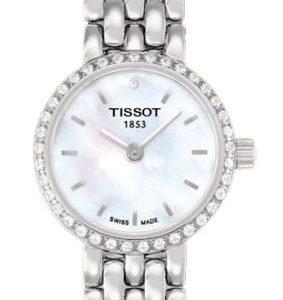 Tissot Lovely T058.009.61.116.00 Kello Teräs