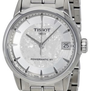 Tissot Luxury Automatic Jungfraubahn Lady T086.207.11.031.10 Kello