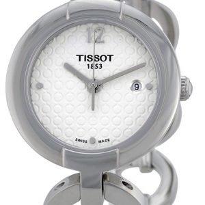 Tissot Pinky T084.210.11.017.01 Kello Valkoinen / Teräs