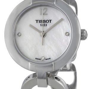 Tissot Pinky T084.210.11.116.01 Kello Valkoinen / Teräs