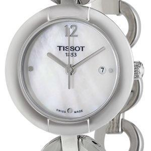 Tissot Pinky T084.210.11.117.01 Kello Valkoinen / Teräs