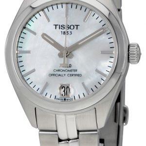 Tissot Pr 100 Automatic Lady Cosc T101.208.11.111.00 Kello