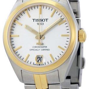 Tissot Pr 100 Automatic Lady Cosc T101.208.22.031.00 Kello